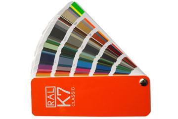 RAL-K7国际色卡