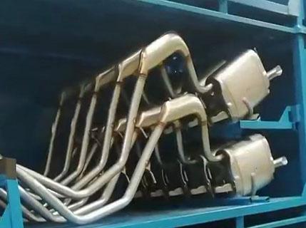 某排气管厂商案例