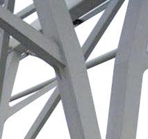 双狮冷镀锌漆在桥梁防腐、钢结构、电力行业的优势