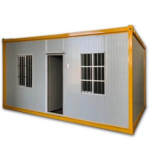集成房屋/营房防腐涂装配套体系